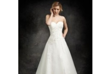 Ella Rosa Wedding Dresses - Style BE245