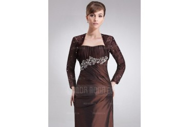 Long Sleeve Lace Special Occasion Wrap (013012480)