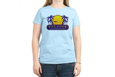 ISLE Women's Light T-Shirt