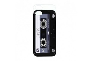 CafePress Customizable Cassette Tape iPhone 5/5S Wallet Case