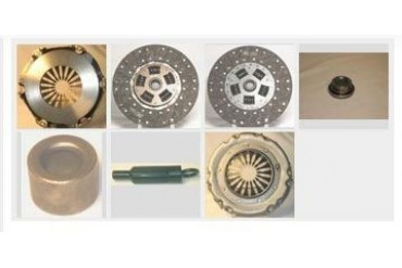1987 Chevrolet Blazer Clutch Kit Valeo Chevrolet Clutch Kit 52802202 87