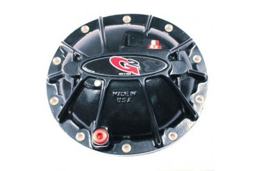 G2 Axle and Gear GM 8.5in./8.6in. 10 Bolt Aluminum Cover Black 40-2021ALB Differential Covers