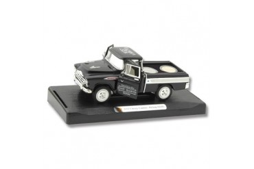 Frost Cutlery 1:28 Scale 1957 Chevrolet Cameo Pickup & State Quarters Gift Set - West Virgin