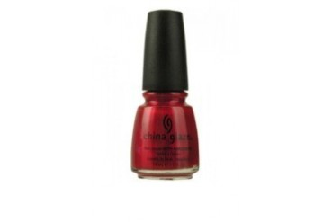 China Glaze Red Pearl