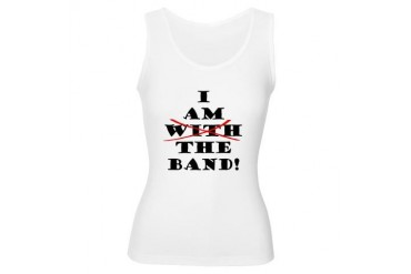 Women's The Band Tank Top Funny Women's Tank Top by CafePress