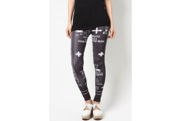Kei&Kori Printed Leggings