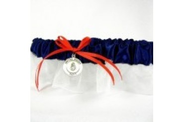 Simply Charming Military Garters - Style G-USN