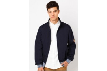 Harrington Rib Jacket