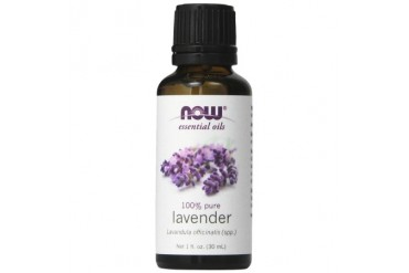 Now Foods Lavender Oil 1oz Pure Natural Scent Aromatherapy Bath Calm