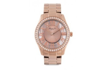 Kenneth Cole Ladies IKC4852 Rose Gold Watch