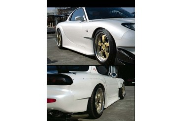 RE Amemiya GT-AD Complete Body Kit Mazda RX-7 FD3S 93-02