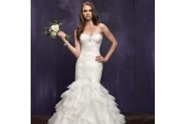 Ella Rosa Wedding Dresses - Style BE219