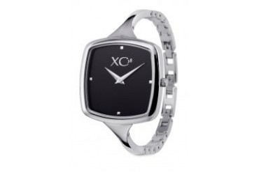 XC38 Silver/Black watch 701456713M0