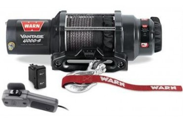 Warn Vantage 4000-S Winch 89041 3,000 to 6,000 lbs. ATV Winches