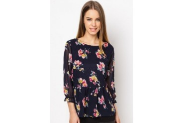Another Floral Long Sleeve Top