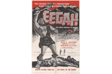 Eegah Movie Poster (11 x 17)