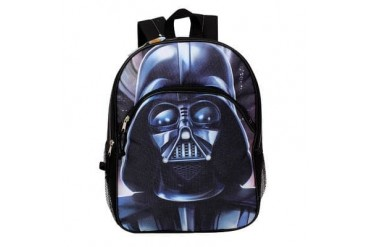 Star Wars Darth Vader Crescent Moon Backpack- 16 H