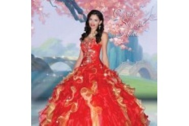 Disney Royal Ball - Style 41048 Mulan