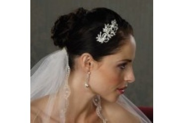 The Bridal Veil Company Hair Combs - Style 8331
