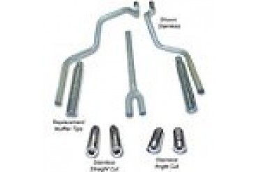2004-2007 Nissan Titan Exhaust System Heartthrob Exhaust Nissan Exhaust  System 1001160 - Price Comparison