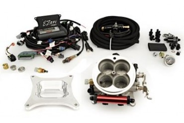 Fast Fuel Systems EZ-EFI Self Tuning Fuel Injection System Jeep CJ/YJ 4.2L w/ Inline Fuel Pump 30295-KIT Fuel Injection Kits