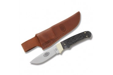 Utica Catskill Hunter with Brown Jigged Bone Handle