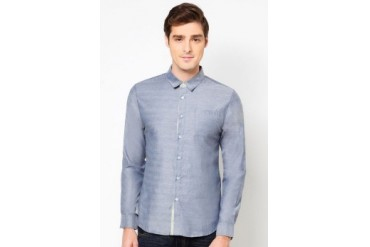 People's Casual Long Sleeve Shirt