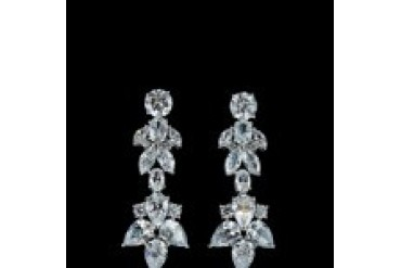 Jim Ball Earrings - Style CZ197