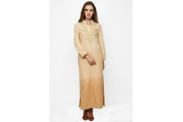 Accent Festive Collection Gamis Cotton Puff
