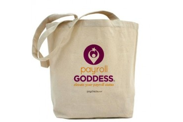 Payroll Goddess Gear Tote Bag