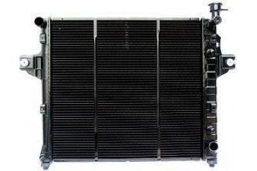 Crown Automotive Replacement Radiator for 5.2L or 5.9L V8 Engine with Automatic Transmission 52079598AB Radiator