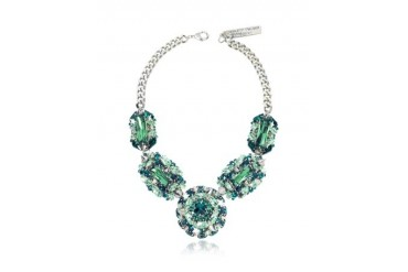 The Casino Princess Green Women's Necklace