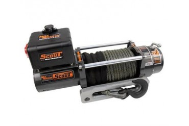 Mile Marker SEC8 Scout Winch  77-53141 8,000 to 10,500 lbs. Electric Winches