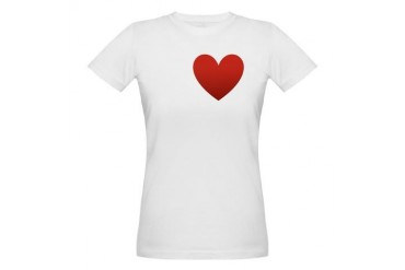 i-love-Columbus.png Ohio Organic Women's T-Shirt by CafePress