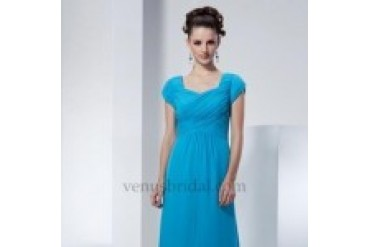 Bella Modest Bridesmaid Dresses - Style TM1645