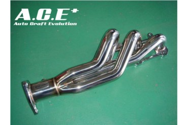 Auto Craft Exhaust Manifold 01 Mazda RX-8 03-11