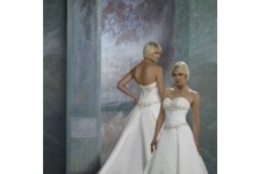 "Forever Yours ""In Stock"" Wedding Dress - Style 410136"
