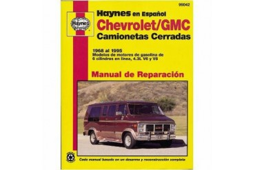 1995 GMC G3500 Manual Haynes GMC Manual 99042 95