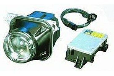 Hella 90mm DE Bi-Xenon High and Low Beam Classic Module 008934041 Offroad Racing, Fog & Driving Lights