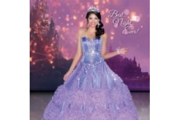 Disney Royal Ball - Style 41050 Rapunzel