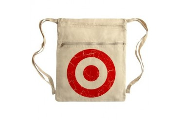 Turkey Roundel Sack Pack Art Cinch Sack by CafePress