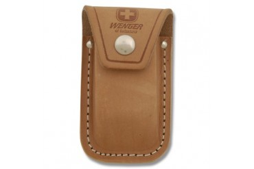 Wenger Large Natural Leather Sheath for Multi-Knives