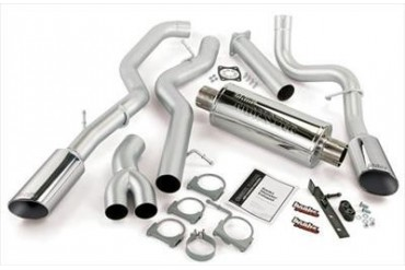 Banks Power Monster Diesel Duals Exhaust System 48675 Exhaust System Kits
