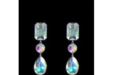 Jim Ball Earrings - Style CE754-AB