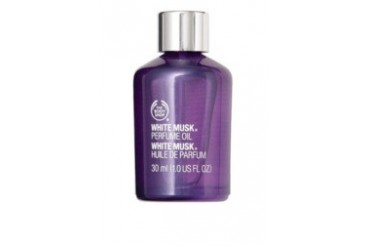 The Body Shop White Musk Perfume Oil 30Ml