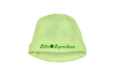 Green Leprechaun Irish St Paddys Day Baby Hat