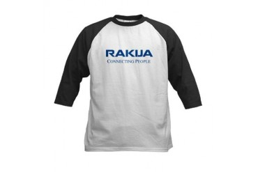 Rakija Connecting People People Kids Baseball Jersey by CafePress