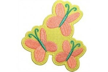 My Little Pony Fluttershy Cutie Mark Patch