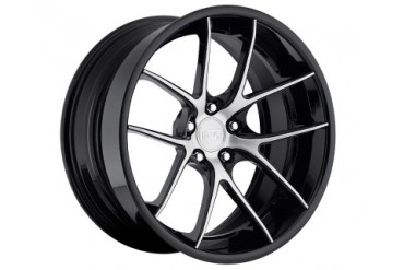Niche Wheels 3-Piece Series A210 Targa 24 Inch Wheel