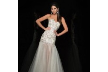"Tony Bowls Evenings ""In Stock"" Dress - Style TBE11437"